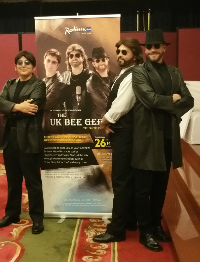 UK Bee Gees