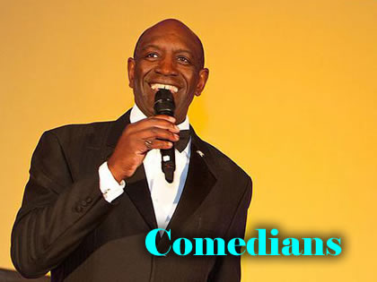 Comedians & After Dinner Speakers | Steve Allen Entertainments
