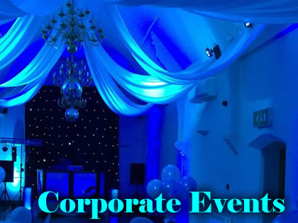 We can provide Corporate Event Planning | Steve Allen Entertainments
