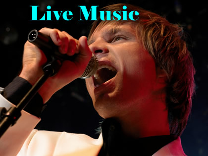 Live Music from duos, soloists as well as function & party bands | Steve Allen Entertainments