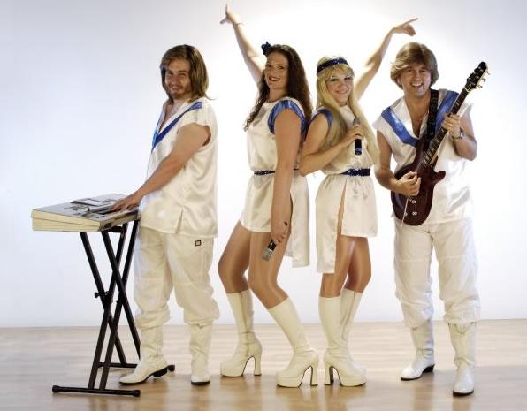 Abba Tribute Act - Abba Illusion   Steve Allen Entertainments