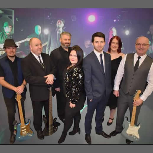 Expression - Function Band - Live Music - Steve Allen Entertainments Peterborough