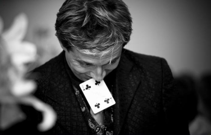 Matt Garrett - Magician