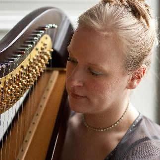 Rebecca Applin - Harpist | Steve Allen Entertainments Peterborough