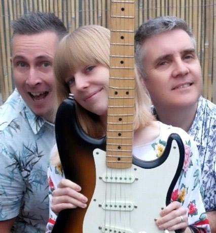 Tequila Shots - Function Band - Live Music - Steve Allen Entertainments Peterborough