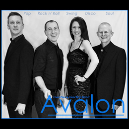 Avalon - Function Band - Live Music - Steve Allen Entertainments Peterborough