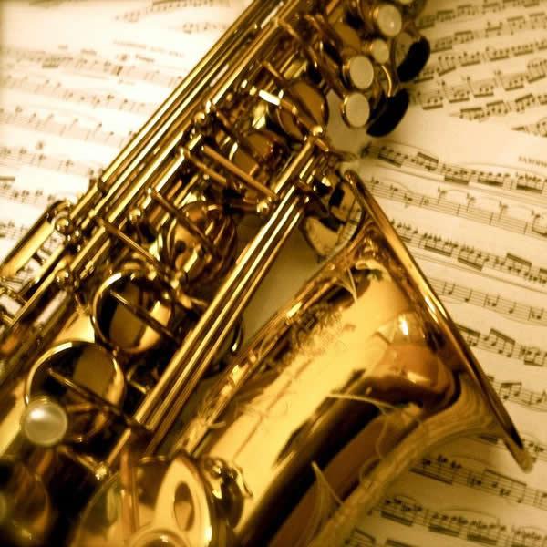 Jazz & Saxophonists