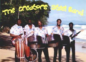 The Creators - Steel Band