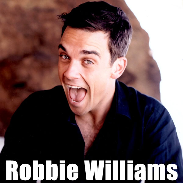 Robbie Williams Tribute Acts - Steve Allen Entertainments
