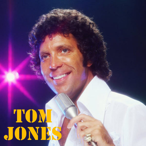 Tom Jones Tribute Acts - Steve Allen Entertainments