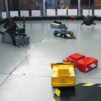 Robot Fighting Wars