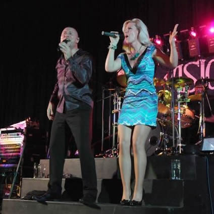 Vision - Function Band - Live Music - Steve Allen Entertainments Peterborough