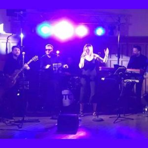 Over The Top - Function Band - Live Music - Steve Allen Entertainments Peterborough