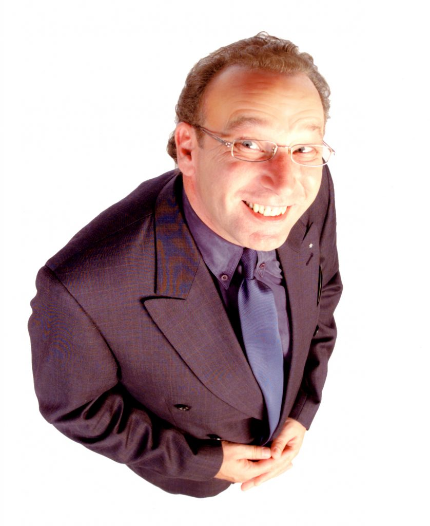 Steve Finny Ward - Comedian