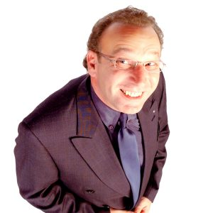 Steve 'Finny' Ward - Comedian | After Dinner Speaker - Steve Allen Entertainments Peterborough