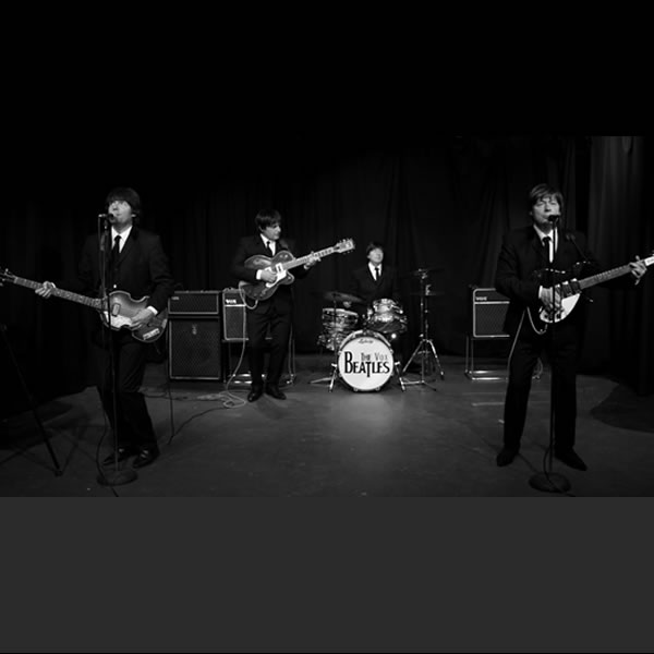 Vox Beatles | Tribute Band | Steve Allen Entertainments