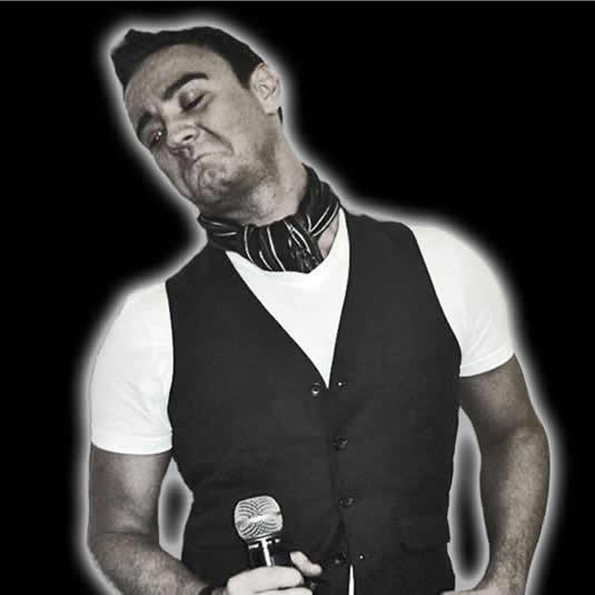 Lee | Robbie Williams Tribute | Steve Allen Entertainments