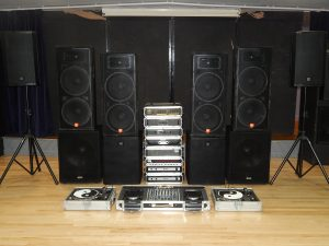 PA - Lighting & Sound Systems