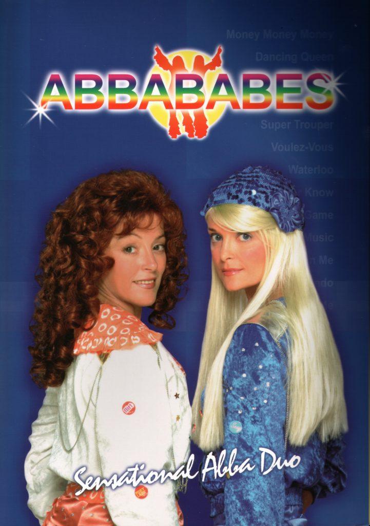 Abba Babes   Abba Tribute Act   Steve Allen Entertainments Peterborough