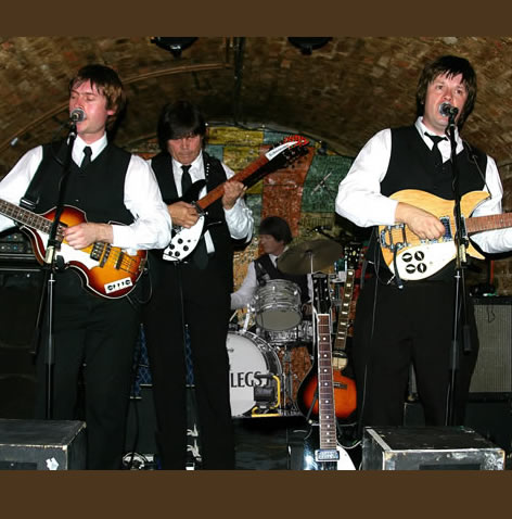The Beatlegs | Beatles Tribute | Steve Allen Entertainments