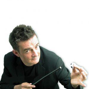 Garry K - Magician | Steve Allen Entertainments