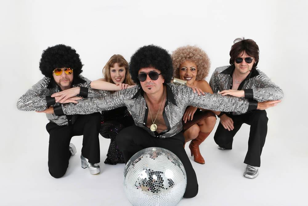 The BB Band | Steve Allen Entertainments