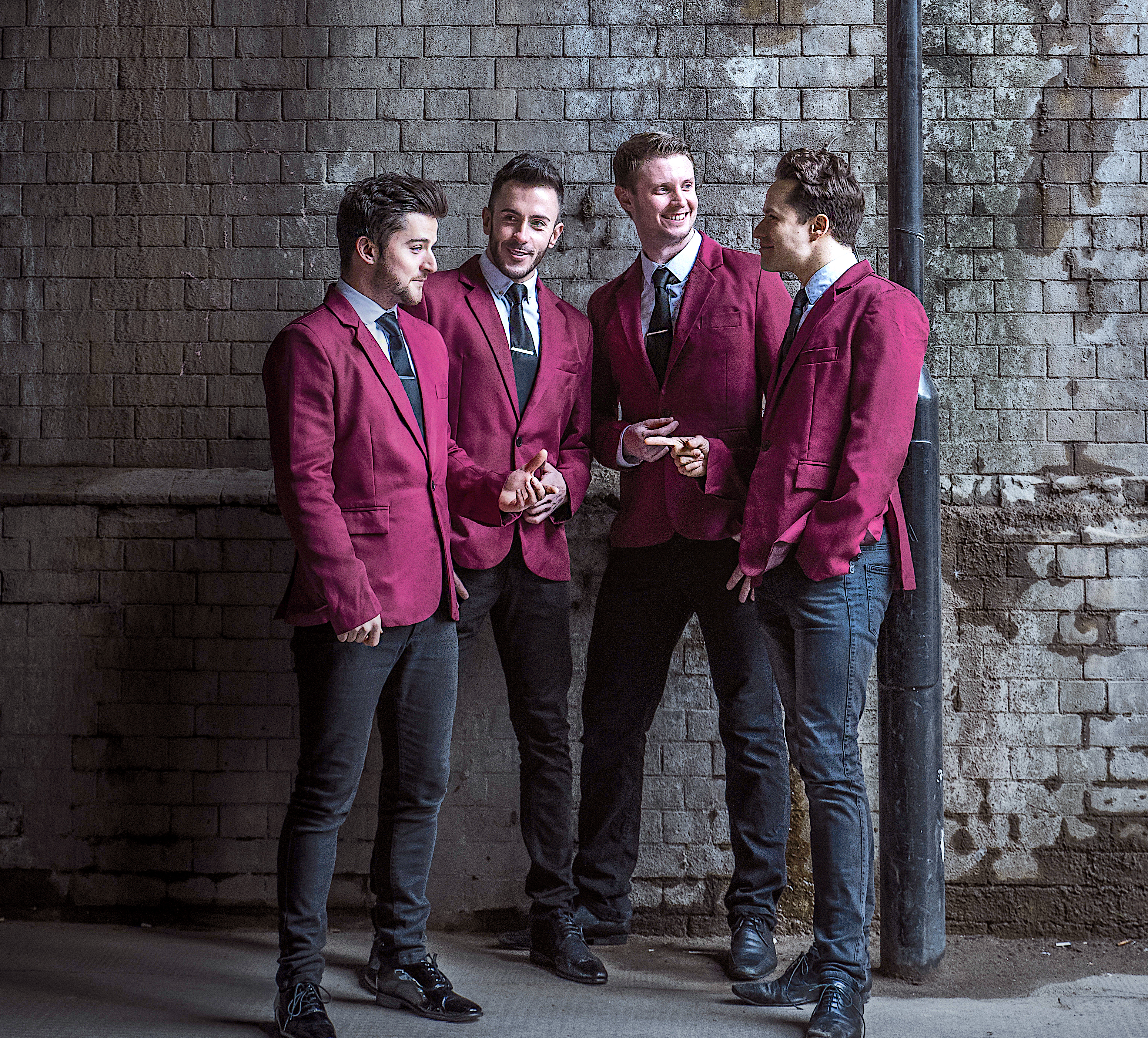 The West Enders | Tribute to Frankie Valli & The 4 Seasons/Jersey Boys | Steve Allen Entertainments