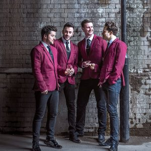 The West Enders: Frankie Vallie & The Jersey Boys Tribute | Steve Allen Entertainments