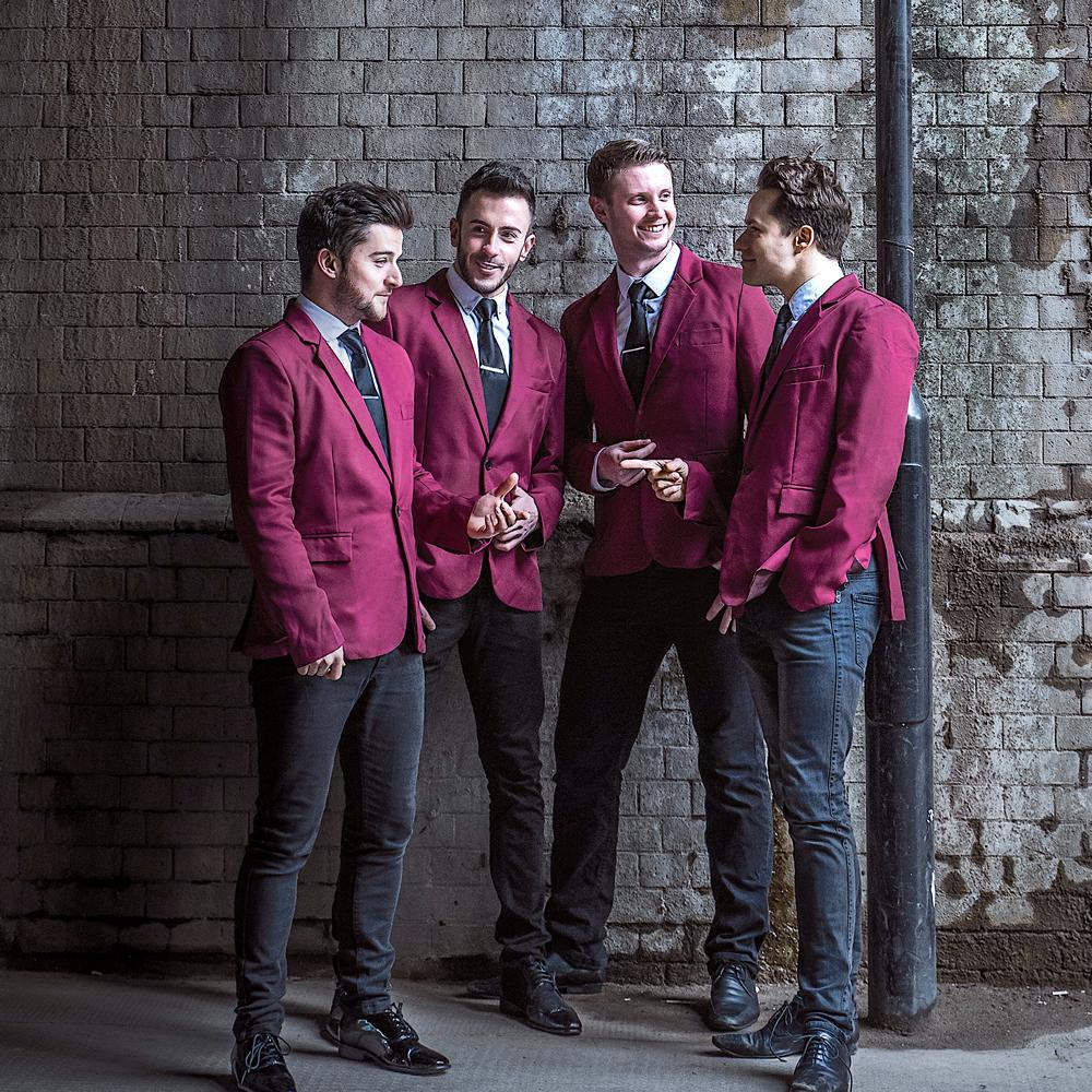 The West Enders | Frankie Vallie & The Jersey Boys Tribute | Steve Allen Entertainments